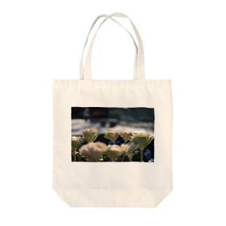 午前 Tote bags