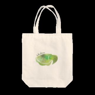 ちくわぶやさんのコブシメ Tote bags