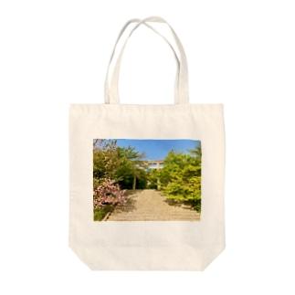 縁結びの神 Tote bags