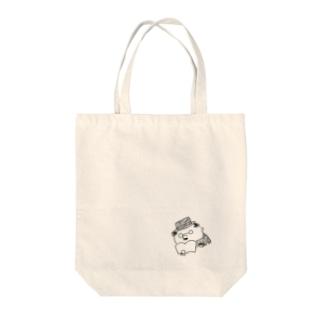 コーヒーと読書 Tote bags