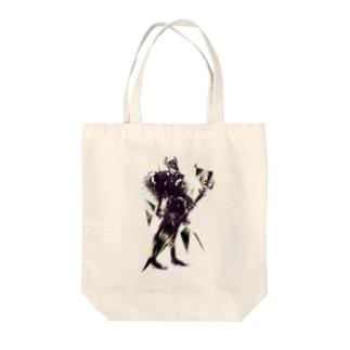 ドウドウ Tote bags