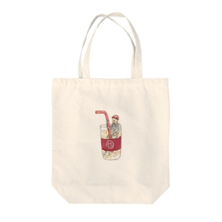 紅茶屋のおじさん Tote bags