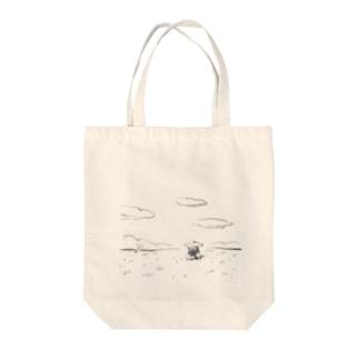 コアリクイの威嚇 Tote bags