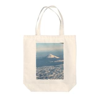 yuki_vb_0917の富士山グッズ Tote bags