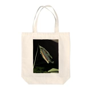 鯉のぼりグッズ Tote bags