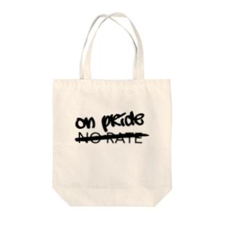 ON PRIDE Tote bags
