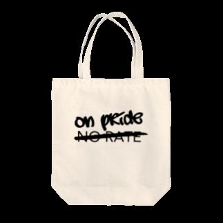 wlmのON PRIDE Tote bags