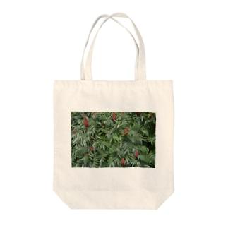 植物 Tote bags