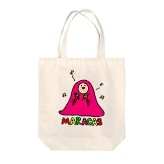 マラカス - MARACAS Tote bags