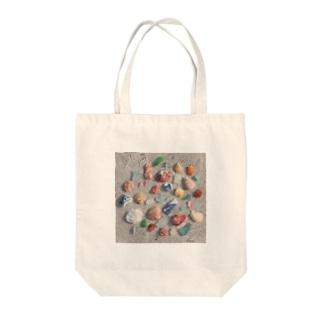 海のたからもの Tote bags