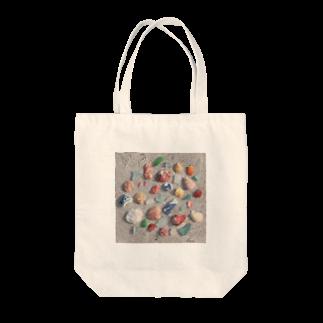 あおい商店の海のたからもの Tote bags