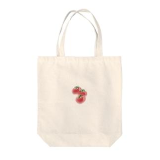 higanbanaのトマト Tote bags