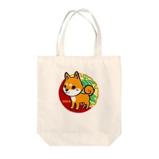 katsura919のtakeshiba Tote bags