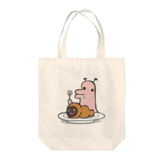 どうぶつくん(ごはん) Tote bags