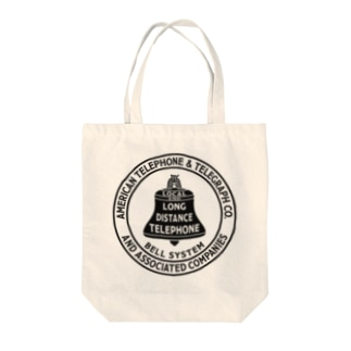 Bunny Robber GRPCのBELL SYSTEM_1900 Tote bags