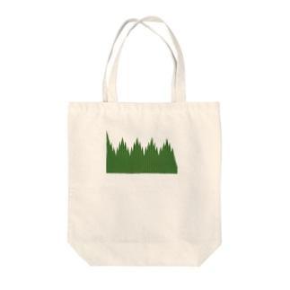 バラン Tote bags