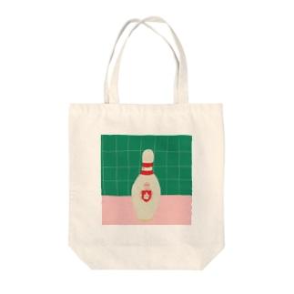 Pin Tote bags