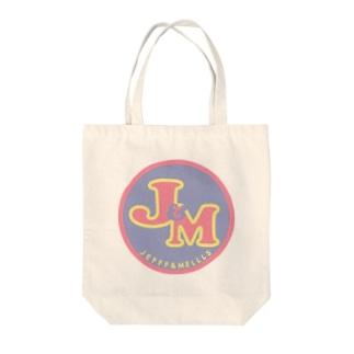 J&Mサークルロゴ Tote bags