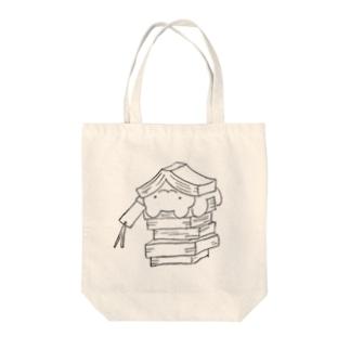 栞ごっこ Tote bags