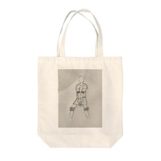 バレー部 Tote bags