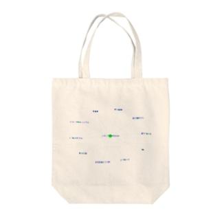 ニホニウム nihonium 元素 Tote bags