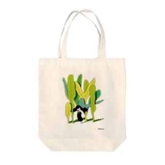 葉っぱ Tote bags