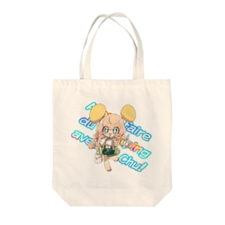 CCチュウ・エコ(?)バッグ Tote bags