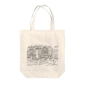 長谷川もえのdomplatzmainz Tote bags