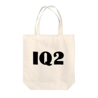 IQ2 Tote bags