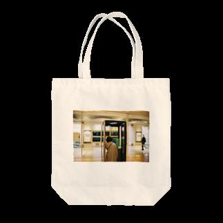 石川のてやん 公衆電話 Tote bags