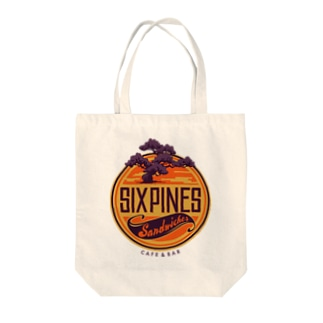 six pines sandwiches Tote bags
