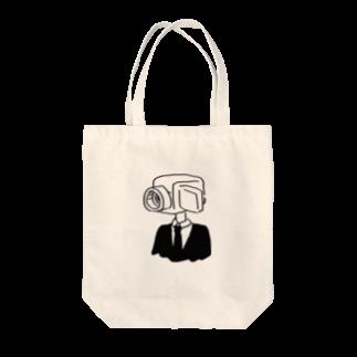 しりょぶかいねこのgo to the cinema Tote bags