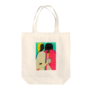 dance with me Tote bags