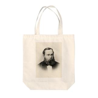 ゴットロープ・フレーゲ Tote bags