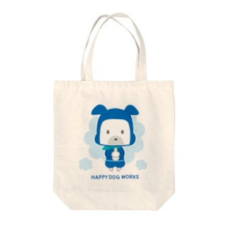 HAPPYDOG【LINEスタンプ】忍者 トートバッグ