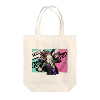 エモいめあ氏inSHIBUYA Tote bags
