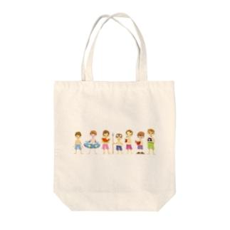サニーボーイ Tote bags