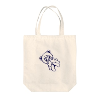 mgmg Tote bags