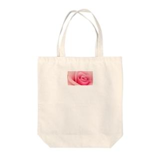 Rose ♡ Tote bags