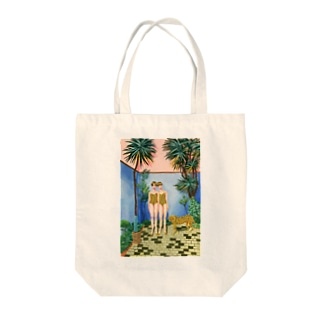 in Italy Tote bags