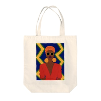 African Tote bags
