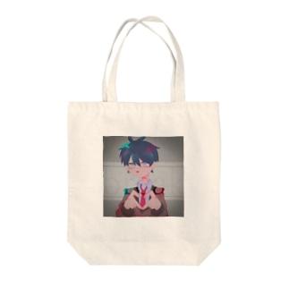 BREAK Tote bags