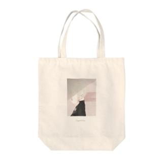 ゆーつ Tote bags
