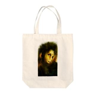 ストリートファッション Tote bags