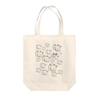 SCHOOL OF KOP  Tote bags