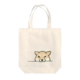 おねだり柴犬 Tote bags