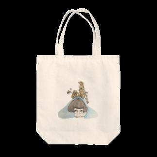 reecoのみはり番 Tote bags