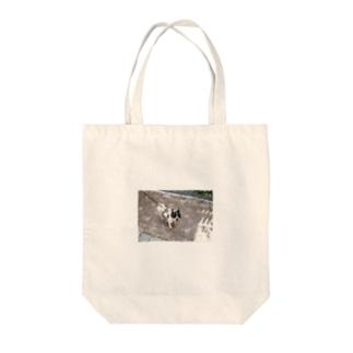 桜プッチ Tote bags