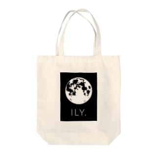 ILY.box Tote bags