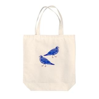 shzumoのBird2 Tote bags